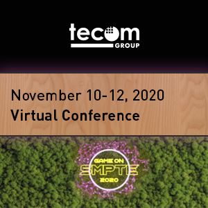 Tecom Group to Exhibit at SMPTE 2020