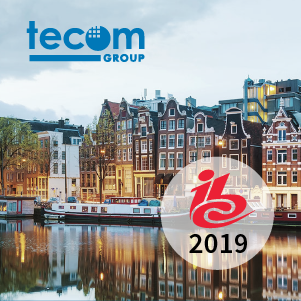 Tecom Group to showcase new solutions for broadcast market at IBC 2019