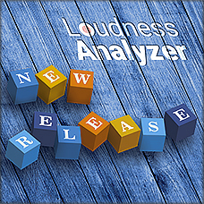 New version of Loudness Analyzer with automated normalization and audio channel mapping